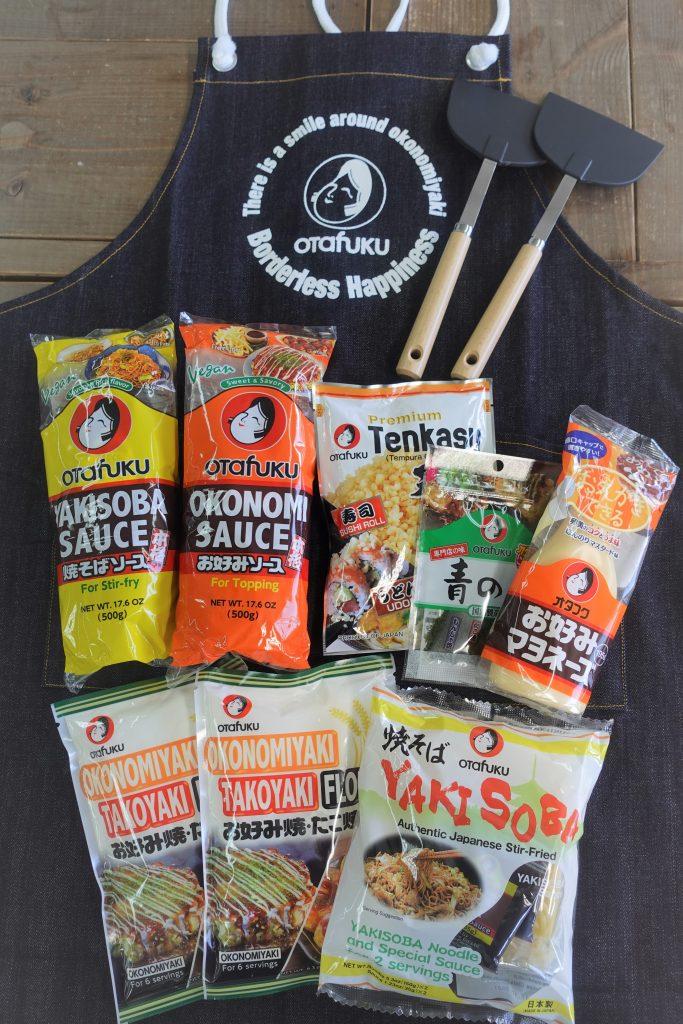 Otafuku special meal kit